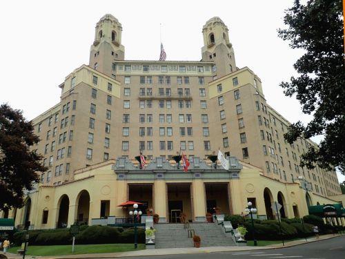 ホットスプリングス(アーリントン温泉リゾートホテル&スパ), アーカンソー州