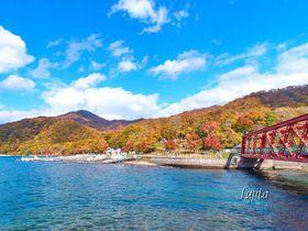 支笏湖温泉の紅葉5選!北海道・湖畔のおすすめ紅葉狩りスポット|北海道|LINEトラベルjp 旅行ガイド