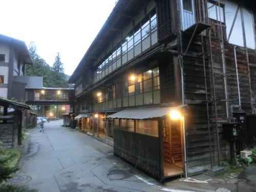 栃尾又温泉 自在館 新潟県魚沼市