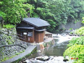 熊本県 黒川温泉 穴湯共同浴場