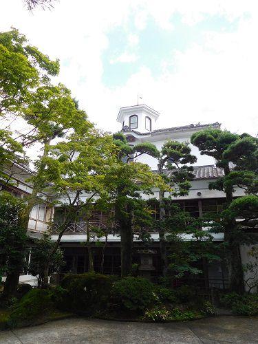 今日の「修善寺温泉 新井旅館」