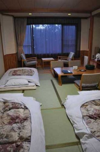 田沢湖高原水沢温泉「ニュースカイ」に宿泊! (たざわ湖スキー場・序)
